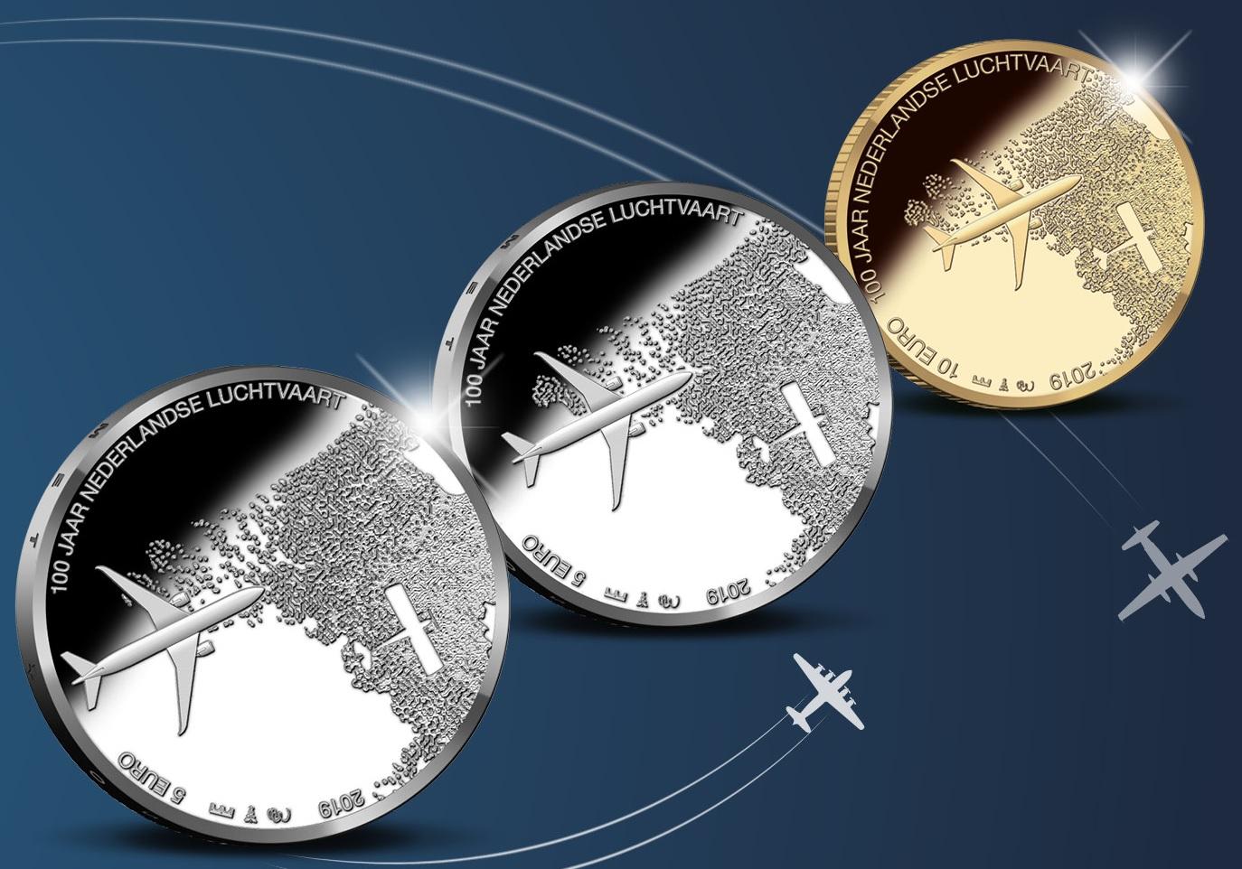 Dutch Mint S 2019 Commemorative Coins Edmonton Collections